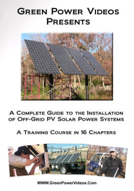 Solar Panel Installation Training Frontcover