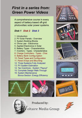 Solar Panel Installation Training Rear Cover