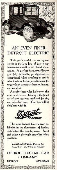 new electric cars detroit electric