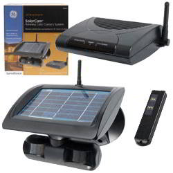 Solar Outdoor Lighting Cam