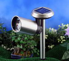 Attractive Solar Outdoor Lighting