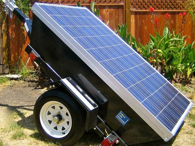 Solar Powered Generator – Prepare with Emergency Solar Power for Homes