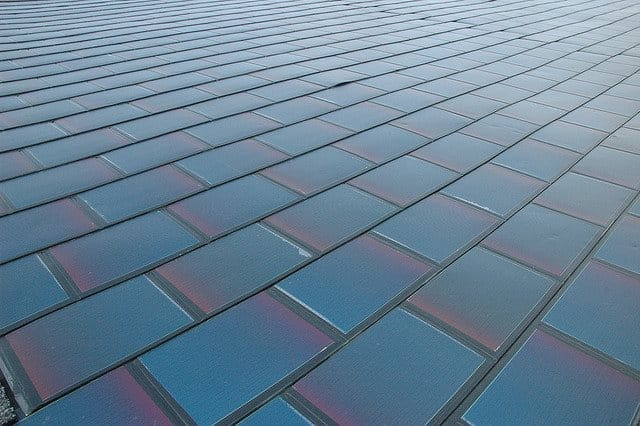 Solar Roof Shingles Just Roll Out Your New Flexible