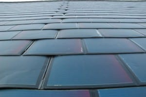 Solar Shingles - Integrate Solar Panels for Homes into your Roof (thanks to flickr - eastpole)
