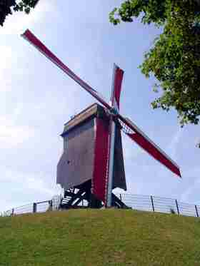What is Wind Energy Windmill