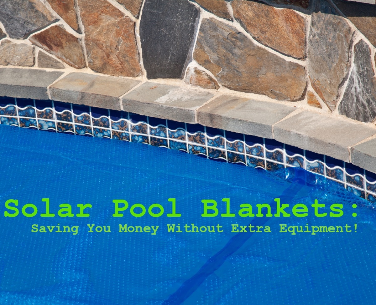 Solar pool blankets help save money and energy by reducing heat loss and heating costs!