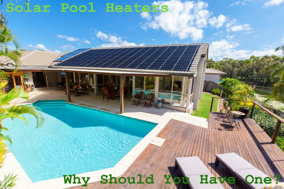 A solar pool heater can greatly reduce your energy costs and consumption.